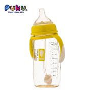 Mother Nest PPSU Baby Nursing Wide-Neck Angled Bottle