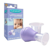 Lansinoh LATCH ASSIST Nipple Everter for flat nipples 2 sizes