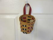 Longaberger Holiday Sweets Extra Small Foyer Basket