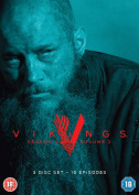 Vikings: Season 4 - Volume 2 [Region 2]