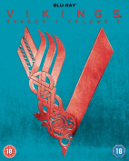Vikings: Season 4 - Volume 2 [Region B] [Blu-ray]