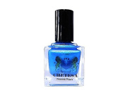 CHETESA Gems Collector Nail Lacquer Non-Toxic, Peacock Pearls, 15ml
