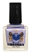 CHETESA Gems Collector Nail Lacquer Non-Toxic, Lilac Pearls, 15ml