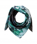 Vince Camuto Cosmic Bloom Pine Needle Scarves