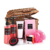 Western Outpost - FLORAL BOUQUET SPA BASKET