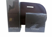 CANALI BLACK DIAMOND GENTLE AFTER SHAVE 3.4 fl oz 100 ml and SHOWER CREAM 200 ml 6.8 fl oz Made in ITALY. Simply the BEST, FREE TRAVEL POUCH