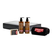 Uppercut Deluxe Men's SMU - Shower Kit