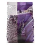 Italwax Film Hard Wax Plum 1kg / 1040ml