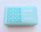 Castelbel Detox - Peppermint - 300g Bar Soap - Imported from Portugal