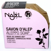 Najel Aleppo Soap Damascus Rose - 100g