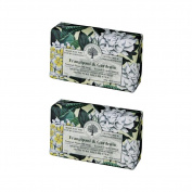 Wavertree & London Frangipani and Gardenia Luxury Soap, 210ml
