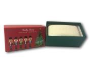 Holly Berry Scented Bar Soap
