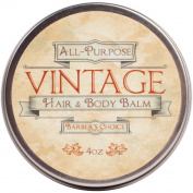 Vintage All-Purpose Hair and Body Balm - 120ml