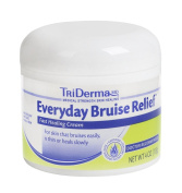 TriDerma Everyday Bruise Relief Helps Heal Skin from Bruises, Redness, and Skin Tightness