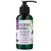 Valentina's Naturals Body Oil, Sweet Dreams, 120ml