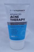Skin + Pharmacy Advanced Acne Therapy Gentle Exfoliating Scrub, 120ml