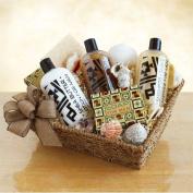 Shea Butter Spa Gift Basket for Men