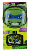 Kids Character Body Wash Buddy With Scrubby (Teenage Mutant Ninja Turtles