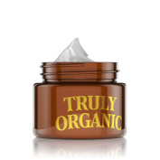 Truly Organic Anti-Ageing Organic Eye Cream - Provides Your Skin With A Visibly Healthier, Smoother and More Luminous Look, 15ml