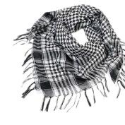 Sunfei 1PC Unisex Fashion Women Men Arab Shemagh Keffiyeh Palestine Scarf Shawl Wrap