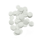 Cotton filter 12mm for vacuum dermabrasion (goes under the treatment tip) 50pcs