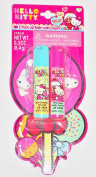 Hello Kitty 2 Pack Lip Balm With Charms