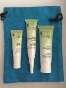 Wei East China Herbal Trio with Gift Bag, Eyes Alive, Youth Recaptured, Cleanser