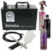 Salon Workstation Airbrush Tanning Kit