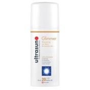 Ultrasun Glimmer Spf20 - Sensitive Formula