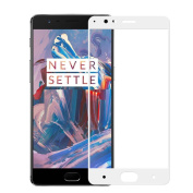 For Oneplus 3T ,Sunfei 9H Full Covered Genuine Tempered Glass Screen Protector Film