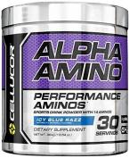 Cellucor Alpha Amino w/ BCAA, Blue Razz 30 servings