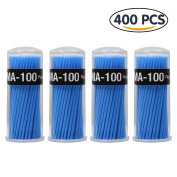 Shintop 400pcs Disposable Micro Applicators Brushes Great for Dental / Oral / Makeup
