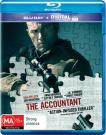 The Accountant (Blu-ray/UV) [Region B] [Blu-ray]