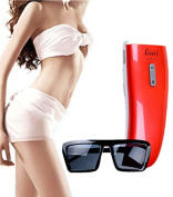 Carer 100000 Pulses Flashes Permanen IPL Hair Removal Machine Body Skin Rejuvenation