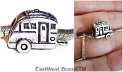 EWT Pandora Compatible Camper camp Camping Mobile Home vacation Travel Trailer European charm bracelets