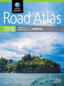 2018 Rand McNally Midsize Road Atlas