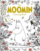 The Moomin Coloring Book