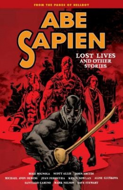 Abe Sapien: Volume 9: Volume 9