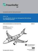 Ein Methodischer Ansatz Zur Okologischen Betrachtung Von Luftfahrtsystemen. [GER]