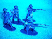 Civil War Union Iron Brigade By Armies in Plastic Offered By Classic Toy Soldiers, Inc