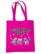 Vegetarians Rock Shopping / Shoulder Bag