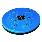 CGinger Trimmer Twisting Waist Ankle Body Aerobic Exercise Twister Plate Twisting Balance Board for Strength Training, Cardio and Yoga Equipment, Improve Balance, Eye-hand Coordination