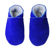 PantOUF Baby Boys' Booties blue blue 18-24 months