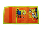 Minions Despicable Me Yellow Boys Wallet