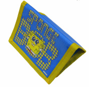 Licenced Spongebob Nylon Trifold Wallet
