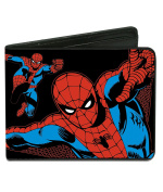 Buckle Down Kids' Marvel Spider-Man Billfold Wallet