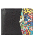 Marvel Comics Retro Wallet