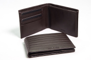 Valentino Mens Wallet Gelsom 100% Leather | Luxury folded design Best Gift Idea - Moro