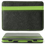 ducomi® Magic in Similar Leather Wallet - Magic Wallet Credit Card Holder