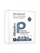 DayDry Probiotic Deodorant 8 Wipes